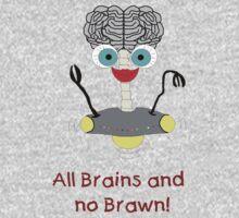 All Brains no Brawn! by Paul Rees-Jones