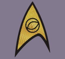 Star Trek Sciences - TOS Kids Clothes