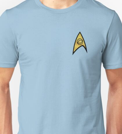 Star Trek Sciences - TOS Unisex T-Shirt