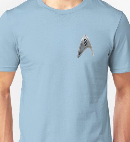 Star Trek Sciences - movie Unisex T-Shirt
