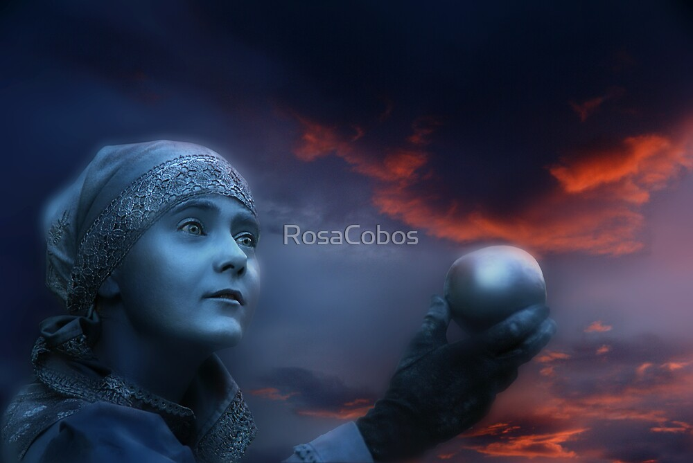 MoonSister´sApple by RosaCobos