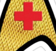 Star Trek Medical - TOS Sticker
