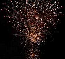 Fireworks by Eleu Tabares
