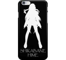 Shikabane Hime iPhone Case/Skin