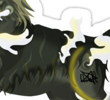 Pestilence Horse Sticker