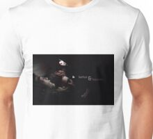 selfish and separate  Unisex T-Shirt