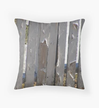 Chipping Throw Pillow