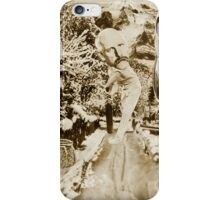Snowball Cricket. iPhone Case/Skin