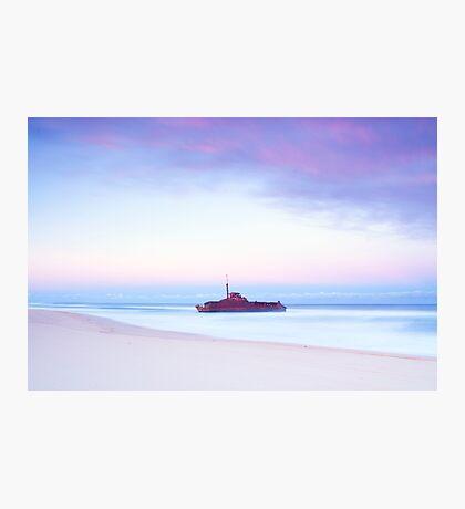 Sygna Shipwreck Photographic Print