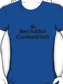 Benedict Cumberbatch - Sherlock T-Shirt