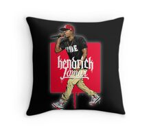 Kendrick Lamar x Dope 2014 Throw Pillow