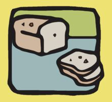 BREAD ICON by SofiaYoushi
