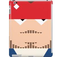 Minimal Jack Sparrow iPad Case/Skin