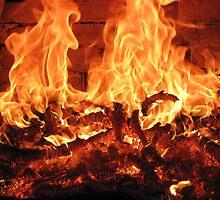 Fire by branko stanic