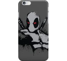 "Merc in Grey ""X suit"" iPhone Case/Skin"