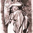 Angel 3 by Alleycatsgarden