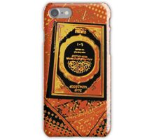 The Book iPhone Case/Skin