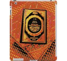 The Book iPad Case/Skin