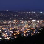 Portland, Oregon by Bardiebar
