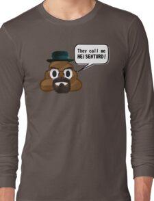 Heisenturd -Breaking Bad Long Sleeve T-Shirt