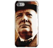 The Diplomat  iPhone Case/Skin