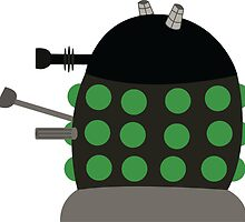 Dalek Sticker by firexjay