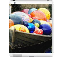 Skiff Ornaments iPad Case/Skin