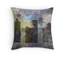 Seasons In The |Sun Throw Pillow