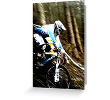 Going for Glory Greeting Card