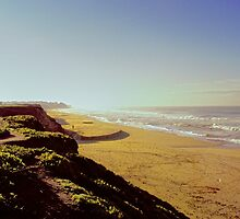 Pacific Vista- Half Moon Bay by njordphoto