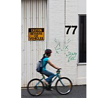 """""""77"""" Photographic Print"""