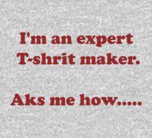 T-shirt Expert by retsilla