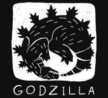 Godzilla is Cyclical by citysaurus