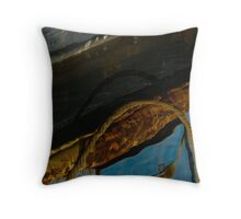 Maritime Tryptych #1 Throw Pillow