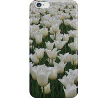 White Tulips iPhone Case/Skin