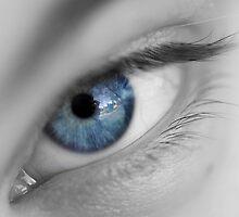 Blue Eye by Paul Mears