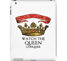 You COULD Be the King (Crowning Glory Ver1) iPad Case/Skin