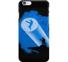 The Dark Knight of Silly Walks iPhone Case/Skin