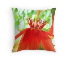 Flower Series 7 Throw Pillow