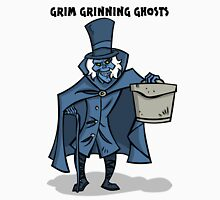 Grim Grinning Ghosts Unisex T-Shirt