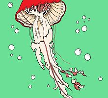 Sea Shrooms  by ClaudiaMelton