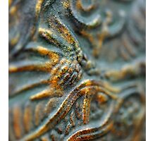 Patinated Photographic Print
