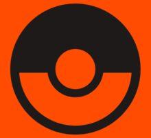 Pokémon Symbol - Super Smash Bros. (black) T-Shirt