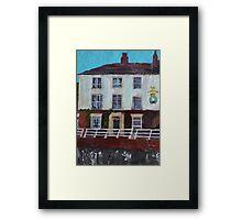 Hull, Minerva Framed Print