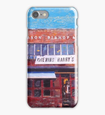 Hull, Thieving Harry's iPhone Case/Skin