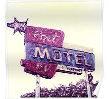 Port Motel Poster