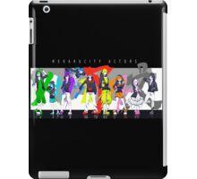 Mekakucity Actors Color iPad Case/Skin