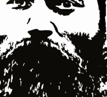 Ned Kelly Meets Che - any colour shirt Sticker