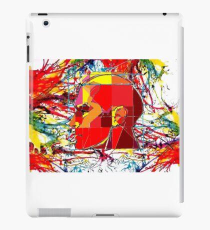 Thinking color 2000  iPad Case/Skin