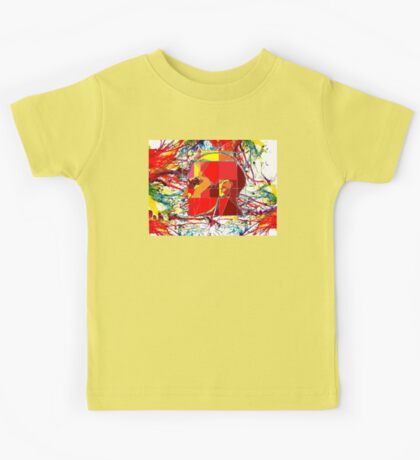 Thinking color 2000  Kids Tee
